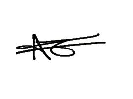 Signature de Ghislain Lueza, CODE