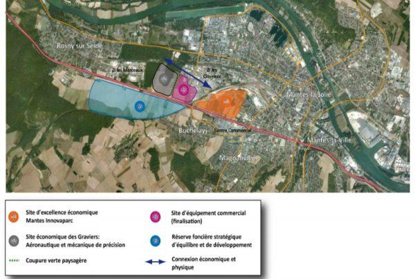 Plan de Développement Economique du Mantois