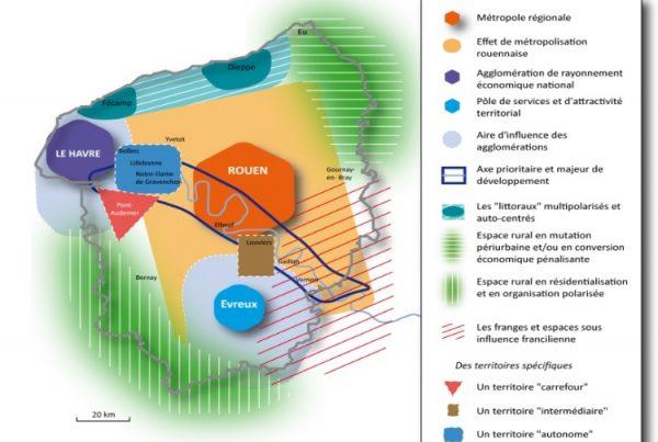 Caractérisation et typologie des territoires de la Haute Normandie - 2
