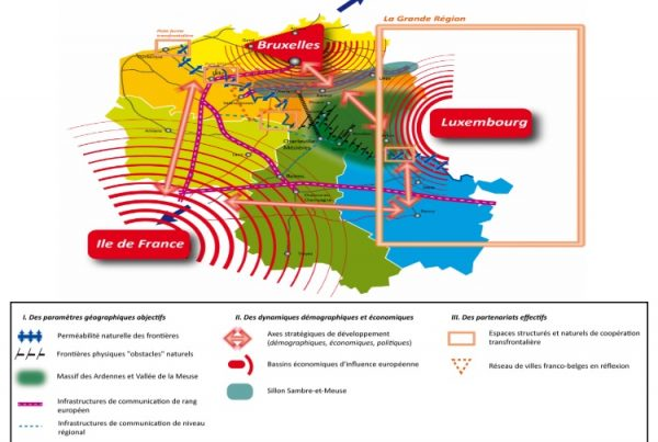 Enjeux de développement transfrontaliers du Grand Est Français