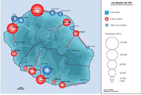 Les dynamiques économiques à la Réunion